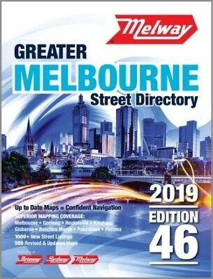MELWAY 2019 Edition 46