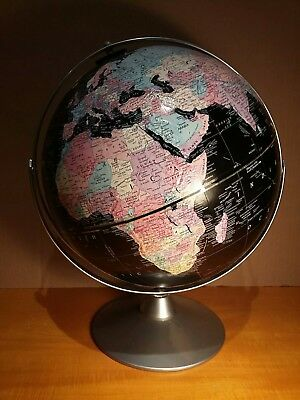 Replogle 12 Inch Starlight Globe Nighttime LeRoy M. Tolman Raised Relief