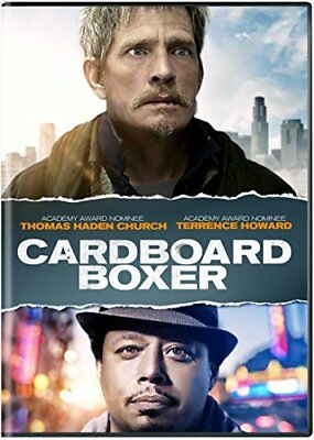 Cardboard Boxer DVD) REGION 1 DVD (USA) Brand New and Sealed