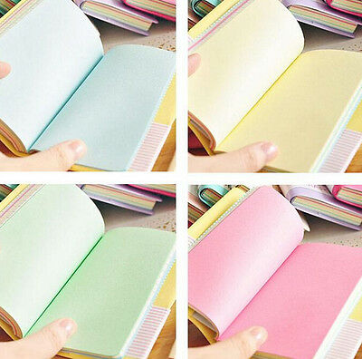Diary Memo Notebook Cute Mini Smile Paper Note Book Stationery  JCAU EB