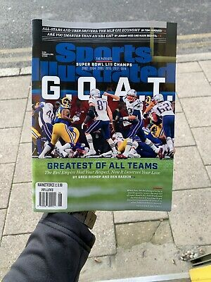 Sports Illustrated Magazine January 14Th 2019 Nfl Playoff Can The Champs Defend