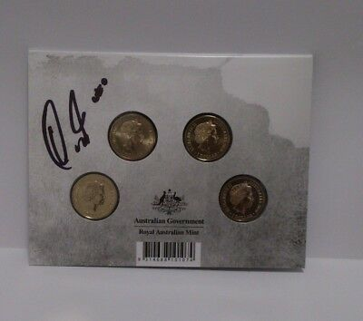 2019 The Bold, The Bad and The Ugly - $1 Coin Set - Signed and Dated 1/1/2019