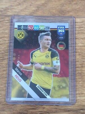 Marco Reus 2019 Panini Adrenalyn Xl Fifa 365 German Star W/code#409