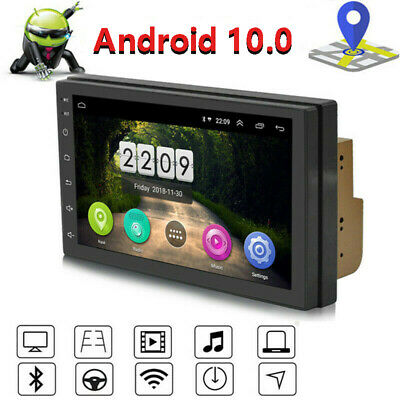 Android 8.1 Double 2Din 7in HD Car GPS Navi Auto Radio Stereo MP5 Player