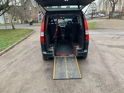 Mercedes Vaneo Automatic WHEELCHAIR ACCESSIBLE mobility disabled ramp