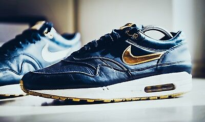 save off 010da af668 Nike Air Max 1 Olympia Pack Gold Edition 44,5 US 10,5 UK