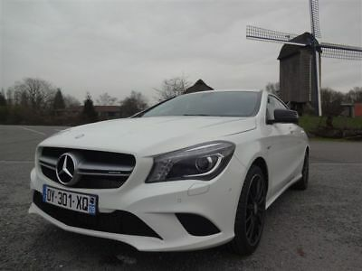 Mercedes Cla Shooting Brake 180D