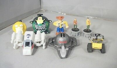 Miniature Figures - Mixed Lot Including Transformers, Hunger Games, Star Wars