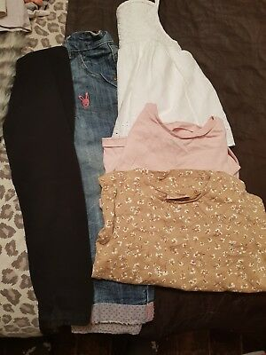 Girls Small Next Clothes Bundle Age 2-3 Years