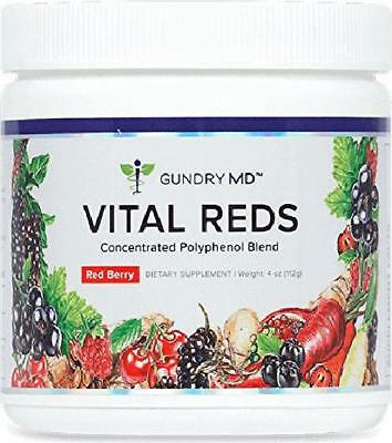 VITAL REDS Dr. Gundry M.D. Polyphenol Blend Dietary Supplement Health Superfood