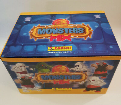 Panini Edition Monsters Mix 16xBooster Neu,OVP