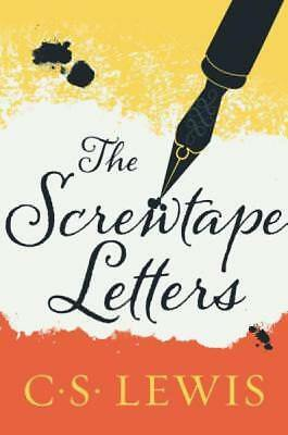The Screwtape Letters by Lewis, C. S.