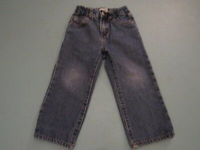 Boys Toddler Denim Blue Jeans Size 2T Striaght The Children's Place Kids