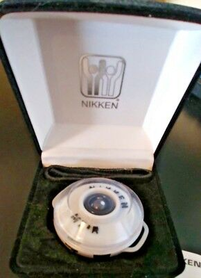 Nikken Biaxial Super Mini 13113 Magnetic Biaxial Rotation Super Rare Ships World
