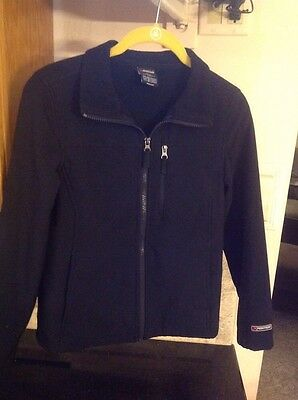 Mountain Expedition Lightweight Fleece Lined Jacket Youth Boy Size 10/12