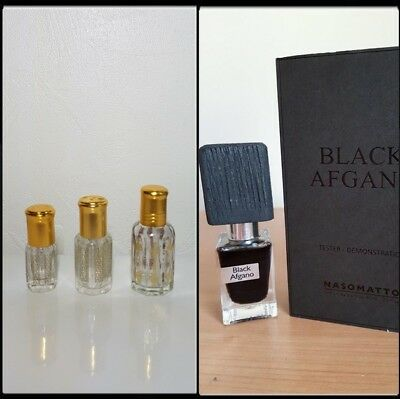 Nasomatto Black Afgano Format Musc 3ml ( Disponible en 6ml et 12ml )
