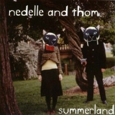 Nedelle & Thom - Summerland  CD  11 Tracks  Alternative Rock & Pop  Neuf