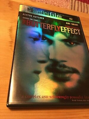 The Butterfly Effect Infinifilm Edition Dvd