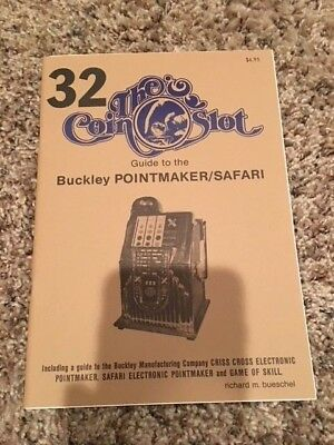 Coin Slot Guide #32 for the Buckley Pointmaker / Safari and others