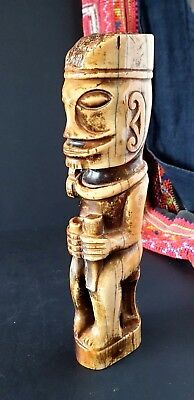 Old Sumba Island Focalized Carving  …beautiful unique collection piece