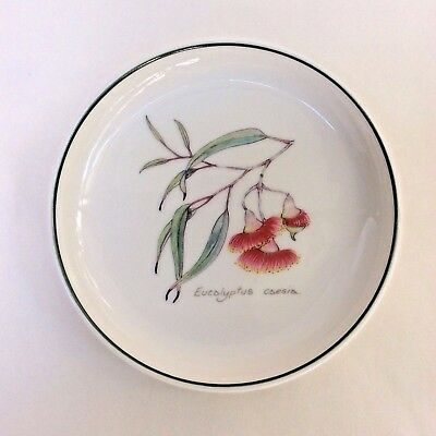 Dish Plate Wildflower Collection Nikulinsky Eucalyptus Australian Fine China
