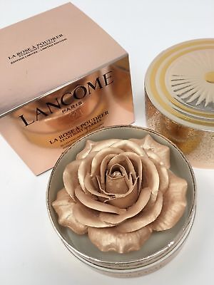 LANCOME La Rose A Poudrer Iridescent Gold Highlighter - Limited Edition 2018 NEW