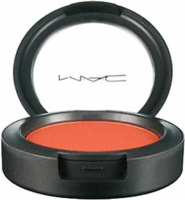 MAC Powder Blush - LOUDSPEAKER (coral orange satin) new boxed - rare to UK