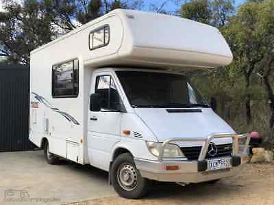 2002 Mercedes Sprinter Winnebago