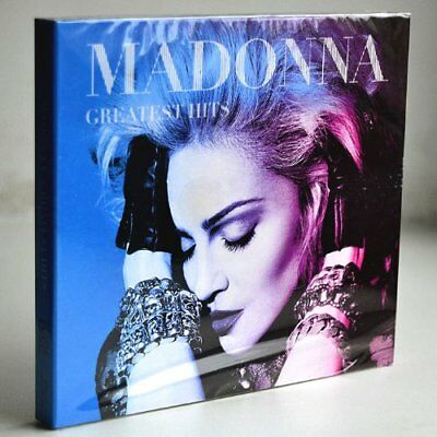 MADONNA - Greatest Hits 2 CD RARE Collection Digipak NEW Best 2012 OOP Russian