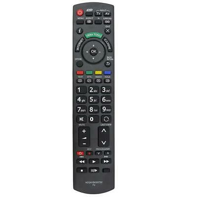 Replacement Remote Control For PANASONIC N2QAYB000350 Television – New