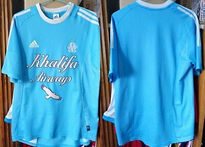MAILLOT ADIDAS OM 2003 2004 Drogba Taille M - EUR 150,00   PicClick FR 1c267a6bfc1c
