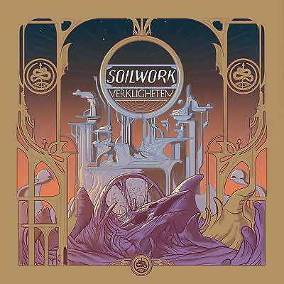 Verkligheten by Soilwork Nuclear Blast Records Metal Audio CD 0727361440626 NEW