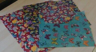 Beeswax food Wraps Pk 4 Lg Natural Eco food wraps that fit your family's life