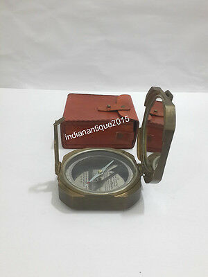 Beautiful Strand Titanic antique brass maritime vintage compass Gift item