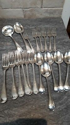 Quantity Of Harrison Bros & Howson Cutlery