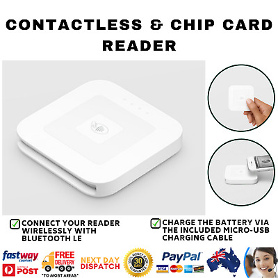 Universal Checkout Handy Payment Tool Square Contactless and Chip Card Reader