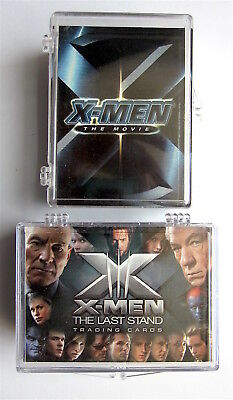 X-Men - 2 x Trading Card Base Set - Topps / Rittenhouse