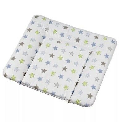 Geuther 5835-32 Winding Hollow Soft Stars Changing Mat 85 x 75 cm