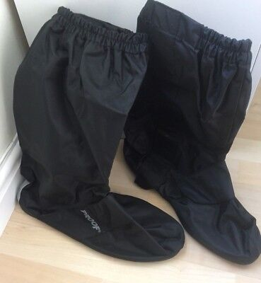 Proof Motorbike Rain  Over Boots XL 46-47 EU