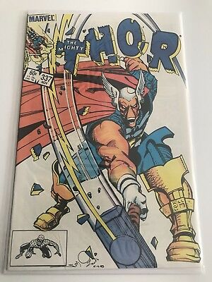 Thor 337 First Apperance Of Beta Bill Ray
