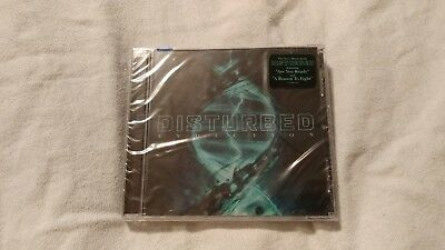 Brand New Factory Sealed Evolution Album by Disturbed CD Free shipping