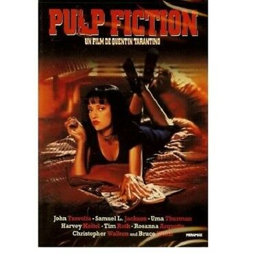 Pulp Fiction DVD NEUF SOUS BLISTER