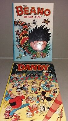 The Beano & The Dandy Annuals 1997