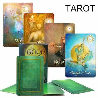 2018 New 78 Tarot Cards Board Game Full English Version Personal Use Board Game