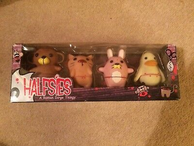 Roman Dirge Halfsies toys - A Roman Dirge thingy - used but toys good as new!