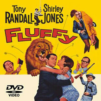 Fluffy DVD 1965 Tony Randall, Shirley Jones