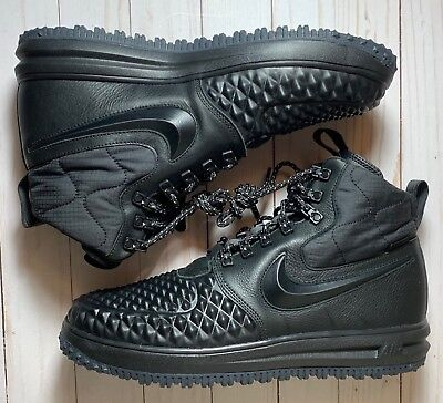 NEW MENS NIKE LF1 LUNAR FORCE DUCKBOOT '17 BOOTS Size 11.5 916682 002