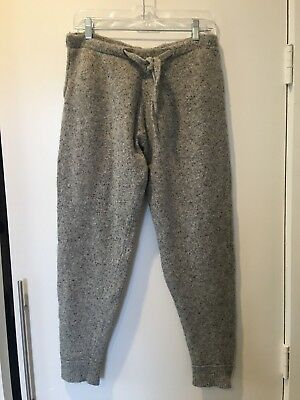 Hatch Collection Maternity Sweater Knit Jogger Pants Size 2 Medium