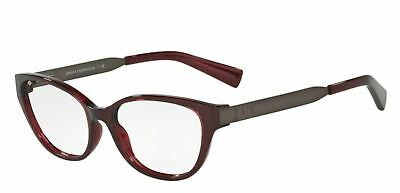 d44ec61cd2b5 New Armani Exchange AX3033 8003 Bordeaux Eyeglasses RX Frames 54mm 54-16-140