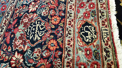 150 Year Old Fine Antique Persian Rug for sale